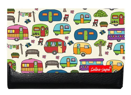 Selina-Jayne Caravan Limited Edition Designer Small Purse